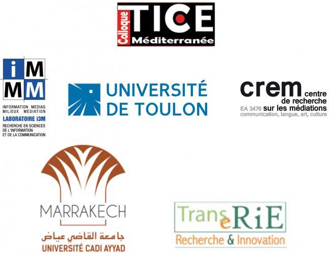 Logo Ticemed 11 Université Cadi Ayyad Marrakech, Maroc